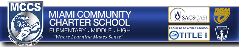 Miami Community Charter School header image